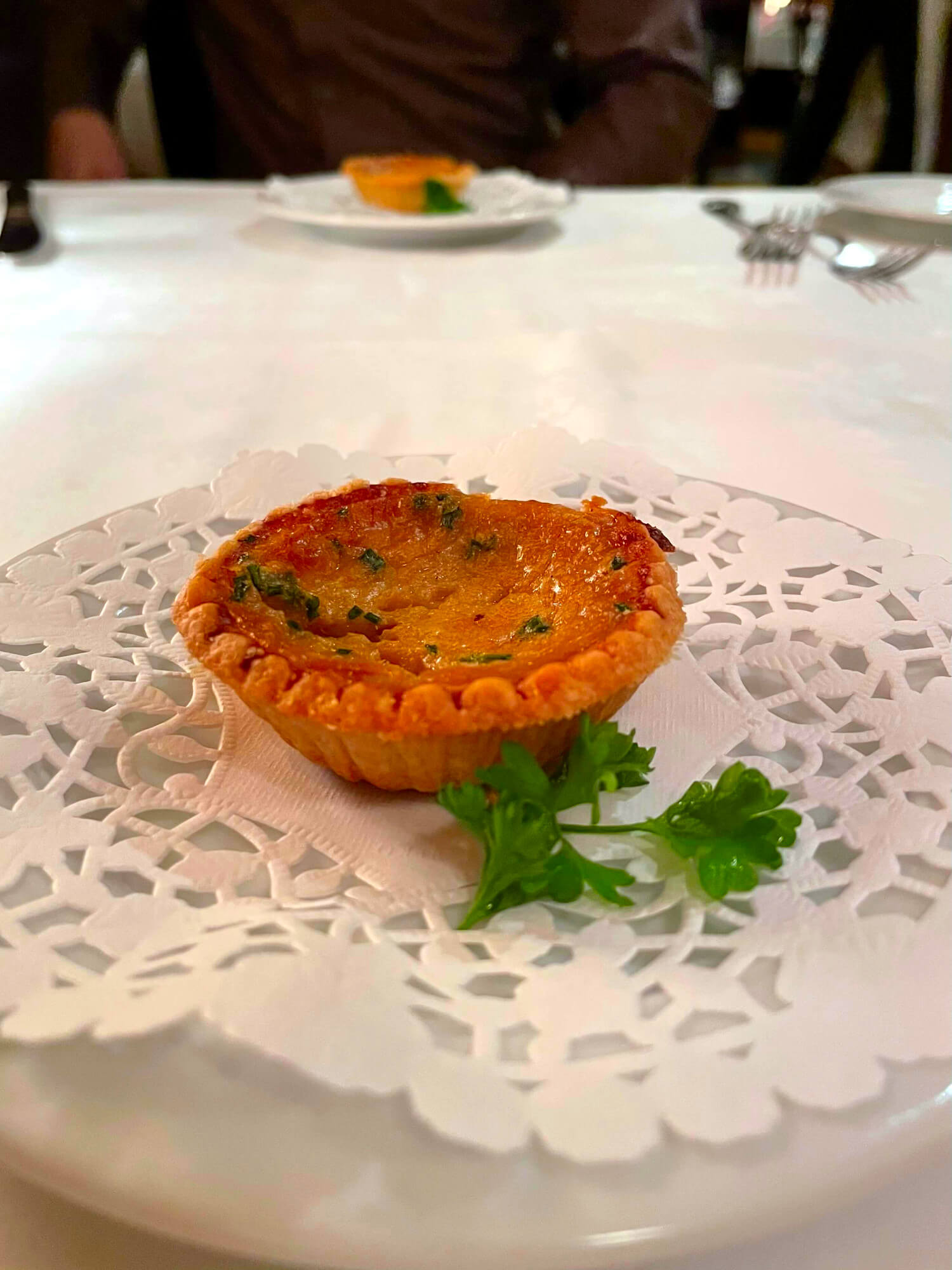 Le Crocodile Restaurant Francais Dessert
