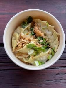 Take Out Dumpling Shop Vancouver Canada