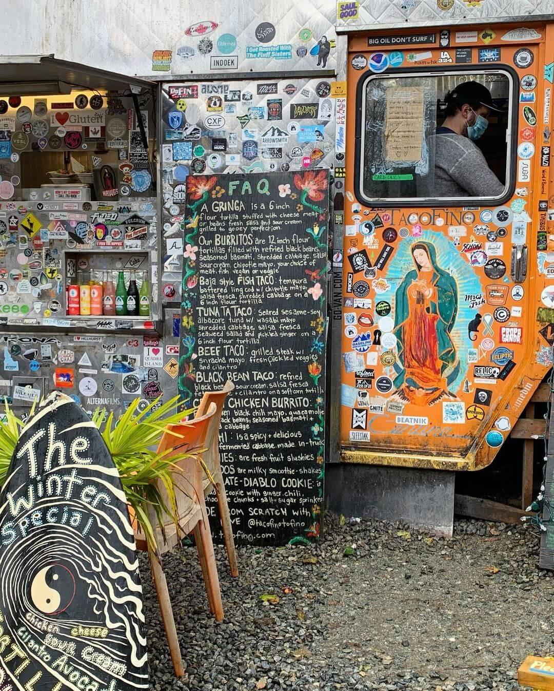 Tofino Foods Tacofino Truck