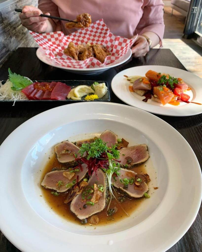 Tonton Sushi Vancouver Sushi Review Food