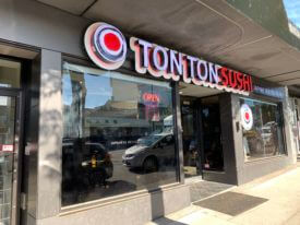 Tonton Sushi Vancouver Sushi Review