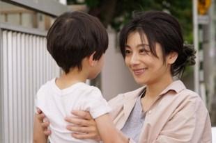 【画像:小池栄子「母になる」】
