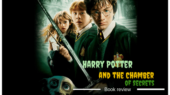 Harry potter and the Chamber of secrets Book Review