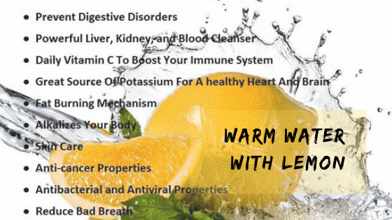 Benefits of drinking hot water before exercise, benefits of drinking hot water with lemon, Benefits of drinking hot water for weight loss
