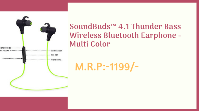 Best Wireless Bluetooth Earphones Under 5000 For Running And Workout 2019