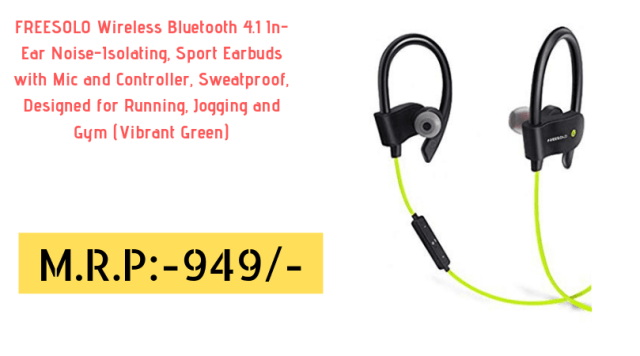 Top 10 World Class Wireless Bluetooth Earphones In India Under 1000 2019