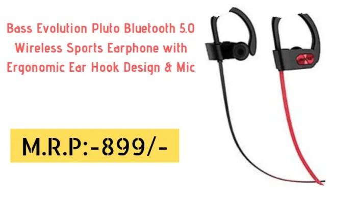 wireless bluetooth earphones under 1000