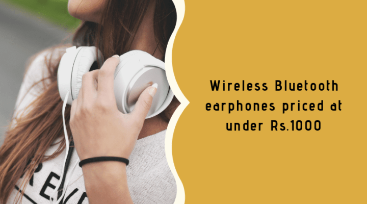 Affordable Wireless Bluetooth Headphones priced at under Rs.10,000 (1)