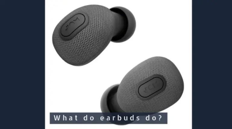Headphones or Earphones