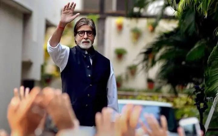 Amitabh Bachchan Dadasaheb Phalke award