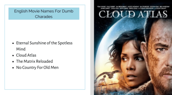 Movie Names For Dumb Charades