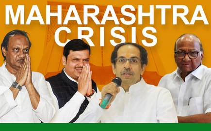 Maharashtra Government Formation, Maharashtra Political Situation, Maharashtra Political Crisis, Ajit Pawar Resigns, Ajit Pawar Resigns As Deputy Chief Minister, Fadnavis Press Conference, Maharashtra CM Devendra Fadnavis