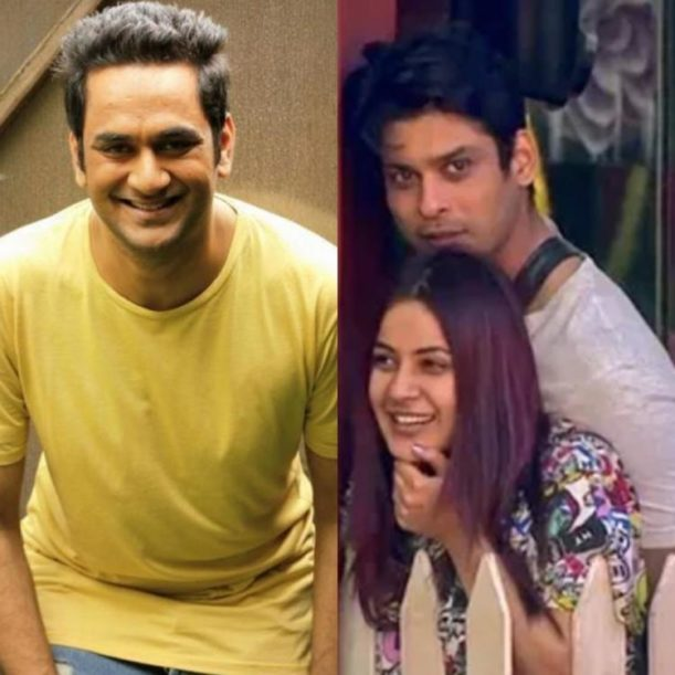 Bigg Boss 13 Vikas Gupta Compliments Sidnaaz Says Both