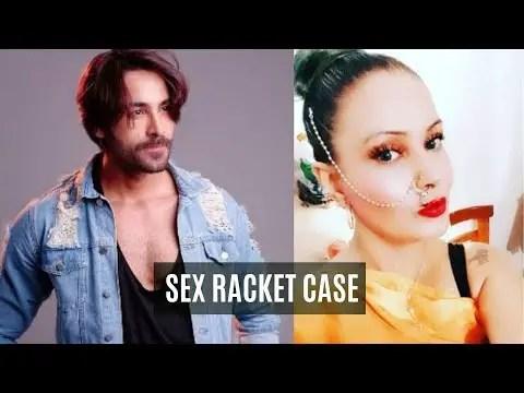Arhaan khan Ex-girlfriend