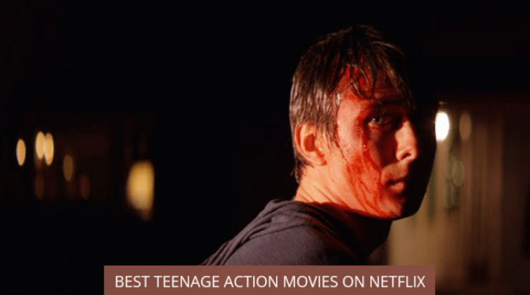 Teenage Action movies on Netflix
