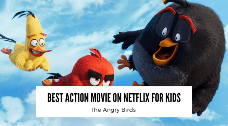 action movies on netflix forkids