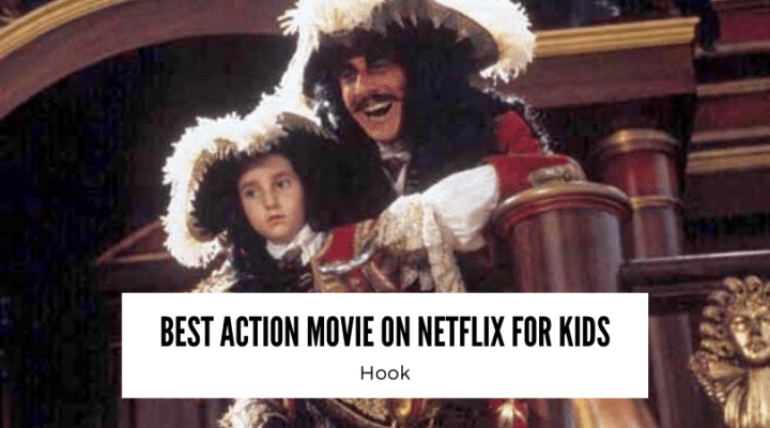 Action moves on netflix for kids
