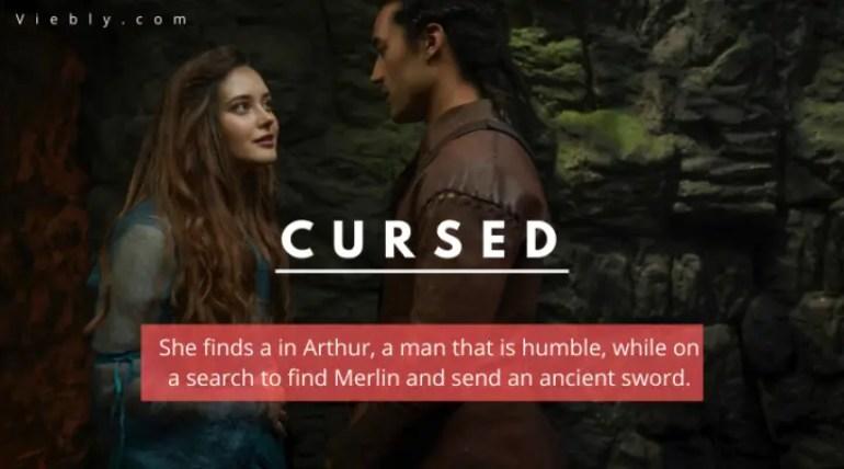 Cursed, Game of thrones, Netflix