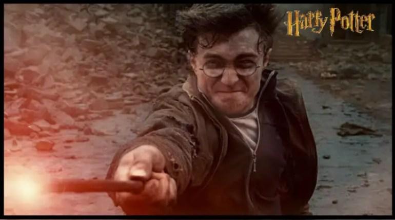 Harry potter spell list