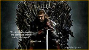 Ned Stark: Best Game of Thrones Quotes & When You Use Them in Real Life