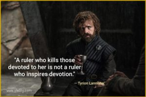 Tyrion Lannister: Best Game of Thrones Quotes & When You Use Them in Real Life