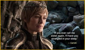 Cersei: Best Game of Thrones Quotes & When You Use Them in Real Life