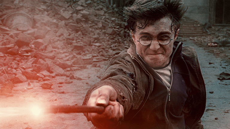 A-Z Harry Potter Spell List | Use the Wand & Spill the Spell