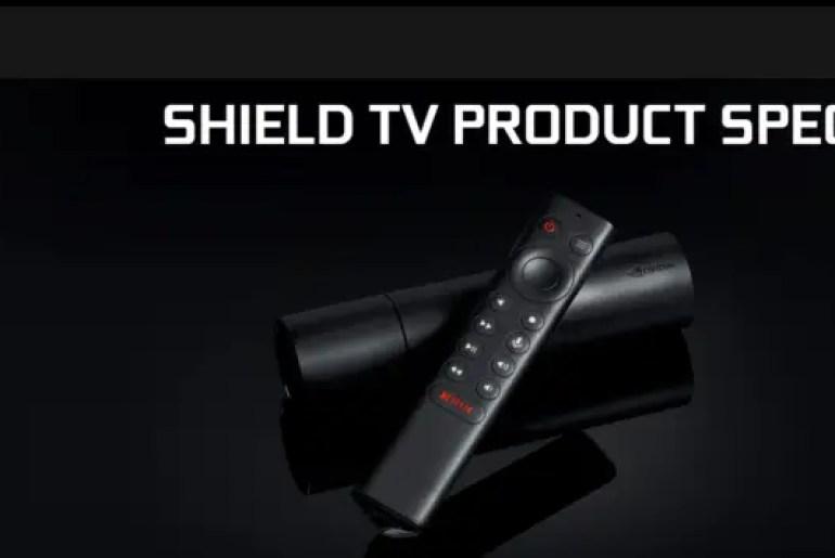 Nvidia Shield TV 25th Update
