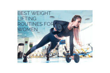 Weight Lifting Routines for women