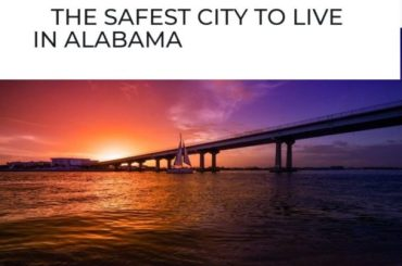What Is The Safest City In Alabama