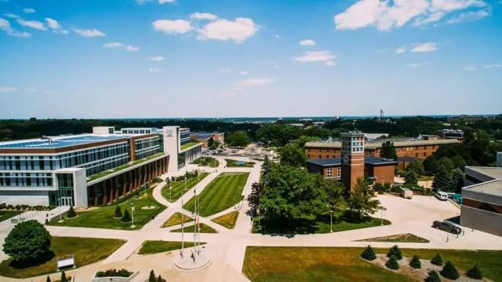 Western Michigan University Christmas Break 2021