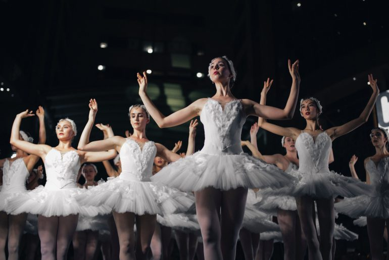 Which is the hardest ballet school to get into?