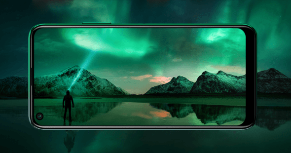 phone displaying its picture quality.-10+ Best Upcoming Phones Under 10000
