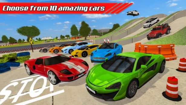Car Trials: Crash Driver: Best Driving Simulation Games for Android