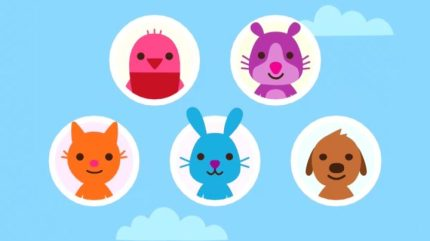 Sago Mini Friends- best apps for kids- 2021