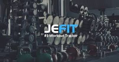 JEFIT Workout Planner Gym Log- best health & fitness apps in iOS in 2021
