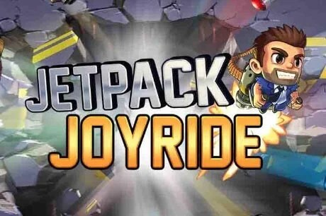 JetPack Joyride Logo: 10 Best Offline Games for iOS in 2021