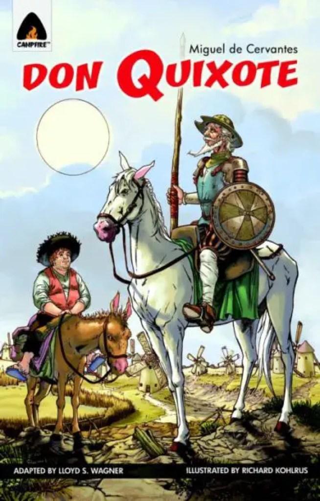 Don Quixote Logo