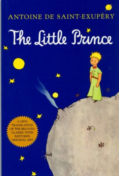 The Little Prince Logo: Top selling books on Google Play