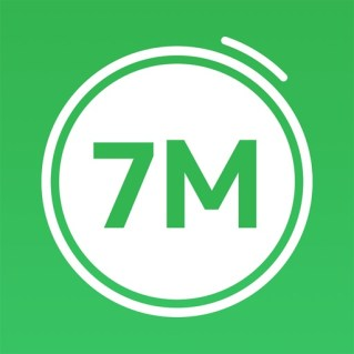 the 7 minute workout app- best health & fitness app for iOS in 2021