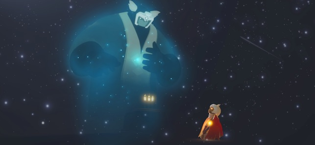 Sky: Children of light: best realistic games for iOS