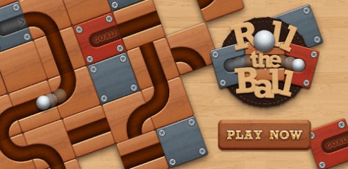 Roll the ball: Best Puzzle Games for Android