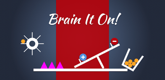 Brain it on Physics puzzles: Best Puzzle Games for Android