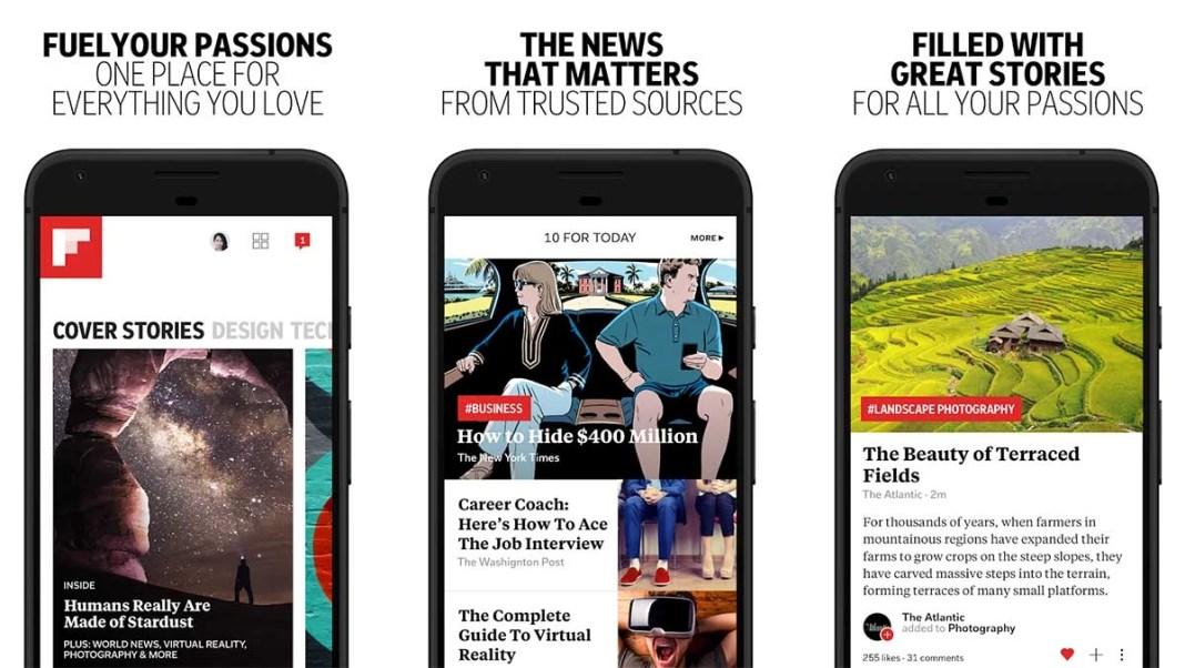 Best News and Magazine App