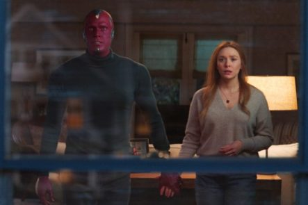 Wanda Vision: Elite Marvel Shows Releasing in 2021 on Disney+