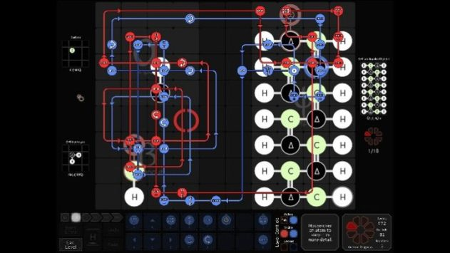SpaceChem:  best puzzle games for PC