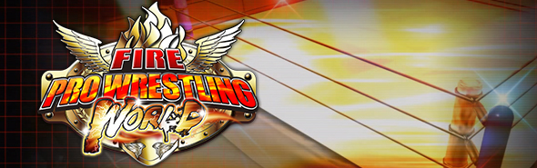 Fire pro wrestling world: best sports games for PC