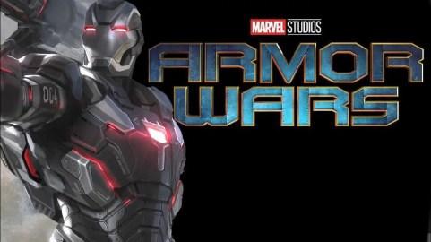 Armor Wars: Elite Marvel Shows Releasing in 2021 on Disney+
