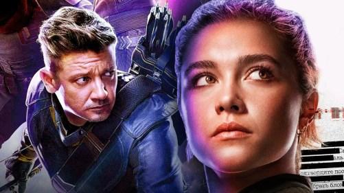Hawkeye: Elite Marvel Shows Releasing in 2021 on Disney+
