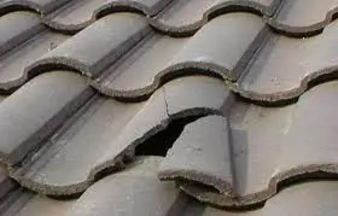 Broken Shingles: Roofing issues